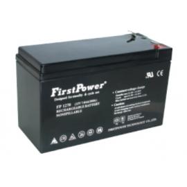 Batería recargable 12 V 7A