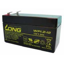 Batería recargable 12 V 1.3 A