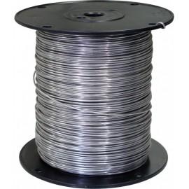 Bobina alambre aluminio vallado ganadería