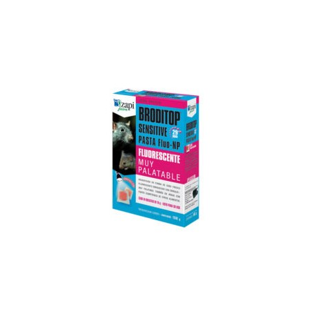 Broditop sensitive pasta fluo (bolsitas de 150 gr)