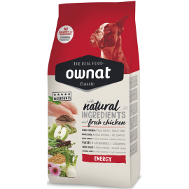 pienso perros ownat classic energy 4 kg