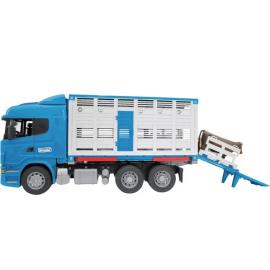Remolque para ganado Scania